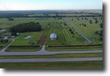 Florida Land 58 Acres Okeechobee Road Hay Field