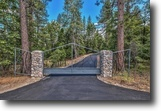 Custom Home 14+ acres w Year Round Creek