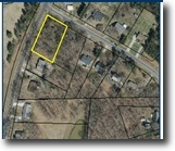Half acre lot for sale in Clemmons,NC