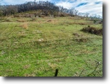 Tennessee Ranch Land 45 Acres 45.43 Ac, Mtn-Valley Views, Pond