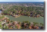 Georgia Land 1 Acres Lake Access Lot in Reynolds