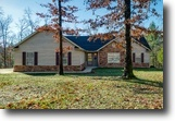 Tennessee Land 1 Acres 1.45ac w/Custom Home In Wooded Surrounding