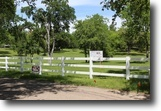Spectacular Acreage for Home in Salado, TX
