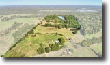 Texas Ranch Land 49 Acres Desired location with a fixer uper house