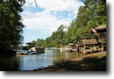 North Carolina Waterfront 1 Acres Lakefront Lot Lake James Morganton, NC