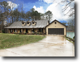 Georgia Land 4 Acres Lake Front Home Fully Remodeled