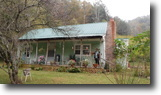 Tennessee Farm Land 87 Acres 87ac With Home, 2 Barns & Hunters Cabin