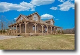 Virginia Ranch Land 72 Acres Beautiful ranch with cabin home