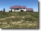 Country Home On 71 Acres In Green Co. KY