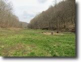 Tennessee Farm Land 44 Acres 43 Ac W/2 Springs,Creek,Mtn Views,Timber
