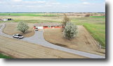 Auction Country Living Home with 40 Acres
