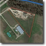Texas Farm Land 5 Acres Bankruptcy Auction  Selling Land & Equip