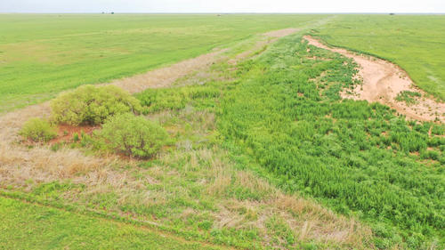 house & land offered in multiple tracts property grandfield oklahoma