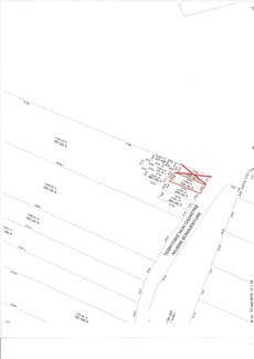 Plat map, Lot 1207-4 has been sold