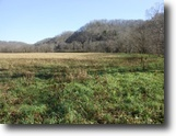 Tennessee Farm Land 14 Acres 13+ac On The River w/Bulding Site