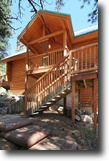 Auction Beautiful Log Cabin & 35 Acres