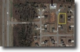 Oklahoma Land 1 Acres Auction: Bank-Owned Residential Lot