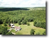 63 acre House Lockwood NY 77 Miller Hollow