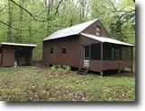 5 acres Cabin on West Canada Creek NY