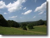 Tennessee Ranch Land 63 Acres 62+ac w/Pasture,Creek,Pond,Spring,Views