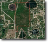 North Florida Lake Front 67.5 Acres
