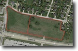 9+/- Acres of Premier Commercial Dev. Land