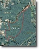 Kentucky Hunting Land 156 Acres Hunting, Recreation, Woods, Timber
