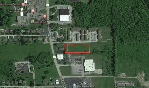 house & land high density res dev site investment property scottsburg indiana