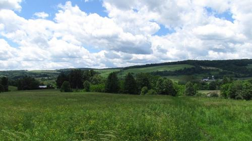 land farm fields woods cincinnatus ny property