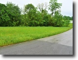 three beautiful, half-acre lots on Highway