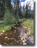 Colorado Hunting Land 80 Acres Colorado 80 ac $500/mo MiningClaim w/Creek