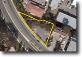 California Land 14 Square Feet Ideal Location: Land Sale or Lease