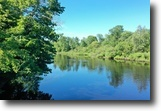 New York Waterfront 4 Acres 3 acs on W Branch of the Oswegatchie River