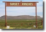 Sunset Ranches 20 Texas Acres W/Roads