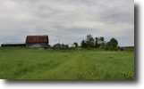 Country home with river & 128 acres