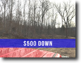 $500 DOWN on HUGE 24 acres for Hunting