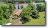 Auction - Waterfront Home on 2.54± Acres