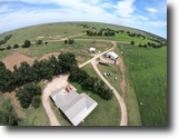 Kansas Farm Land 6 Acres Barber County KS Ranch For Sale