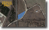 0.85 Acre Unrestricted Lot In McLennan!