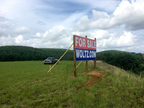 house & ideal advertising office space property hillsville virginia