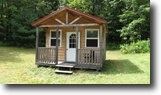 14 acres Cabin and Buildings in Taberg NY