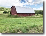 100 acres Farm with House in Almond NY