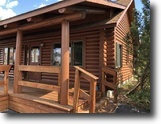 Big Bay Beautiful Log Home 1117780