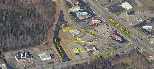 online auction high profile commercial property radcliff kentucky