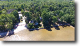 Ontario Land 20 Acres Lake Nippising Fishing Resort World Class