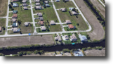 Florida Waterfront 10 Square Feet Waterfront Property-Cape Coral, FL
