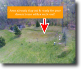 Wisconsin Land 4 Acres Buildable Land