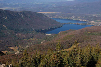 Shadow Mountain Lake and Grand Lake