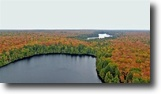 Michigan Land 2 Acres My Own Wilderness w2 Private Lakes 1118628