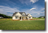 Country house plan on 2 acres w/unfinished